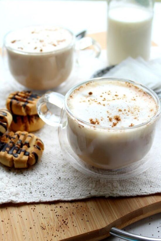10 Great Warm Drinks To Get At Your Coffee Shop (That Aren't Coffee)