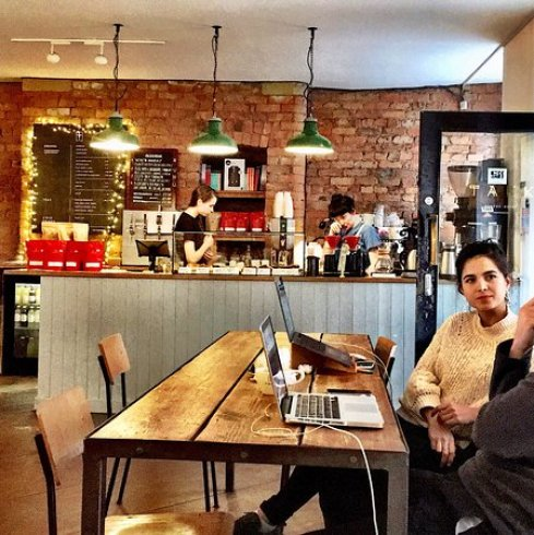 5 Great Coffee Places In Manchester You Need To Check Out ASAP