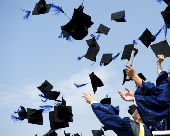 Congrats on your big day! Here are 10 graduation quotes that you can reflect on!