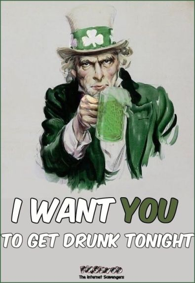 10 St.Patrick's Day Memes That Accurately Describe The Holiday