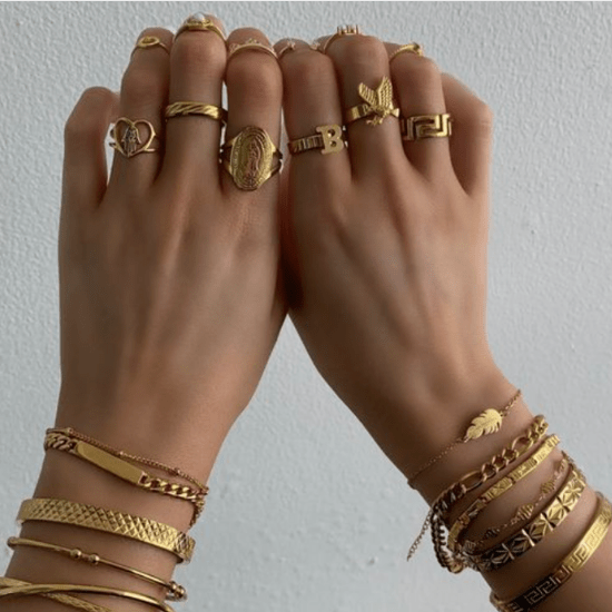 I'll Have All These 10 Pieces Of Unisex Jewellery, Please And Thank You