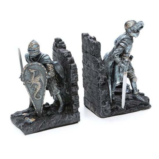 11 Awesome Bookends For Your Favorite Novels