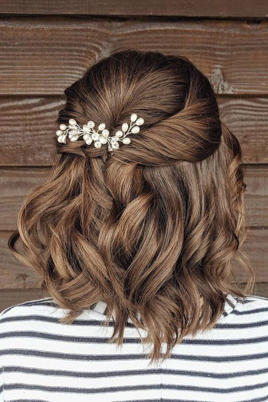 12 Hairstyles To Wear For Your BFF's Wedding