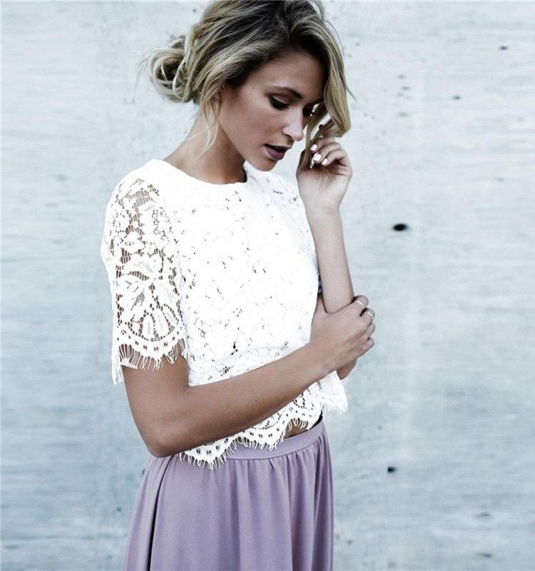 10 Ways To Wear Lace This Coming Summer