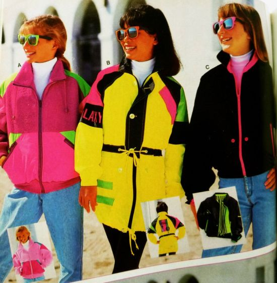 80s Winter Fashion Items You Need In Your Wardrobe
