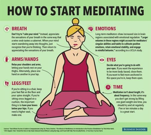 10 Ways Yoga Heals You