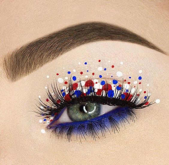 8 Fourth Of July Makeup Looks That Will Bring Out Your Inner Patriot Society19