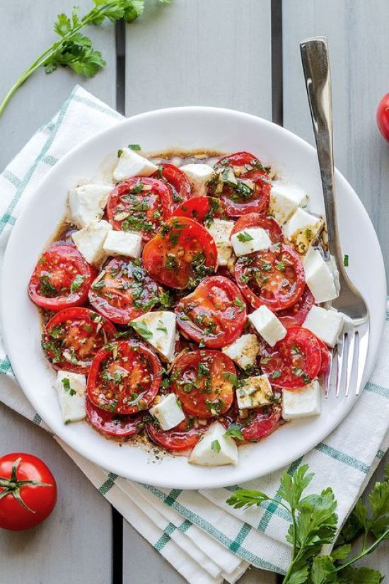 5 Simple And Great Recipes That Use Tomatoes