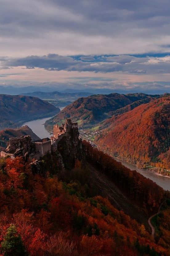 10 Fall Travel Destinations In Europe You'll Love