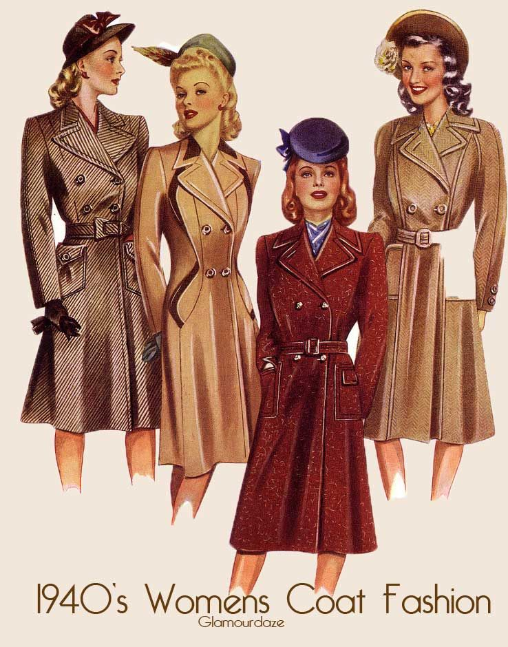 All Of The Ways You Can Wear 1940s Fashion