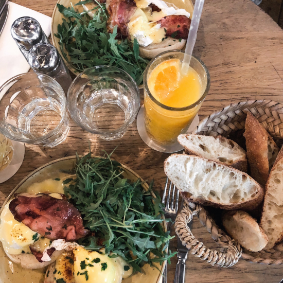 Five Cute Brunch Places In Birmingham