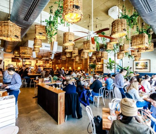The Best Spots In Atlanta For A Cozy Fall Meal