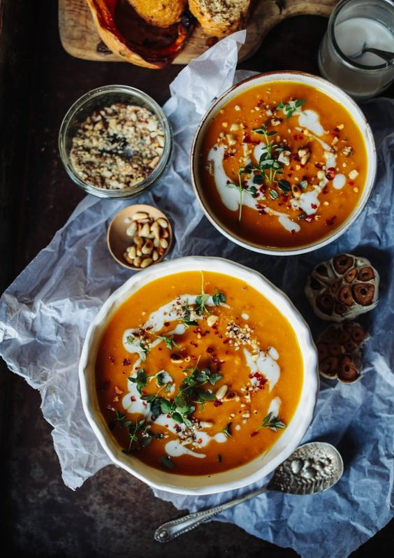 8 Delicious Ways To Use Squash In Soup This Fall