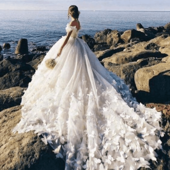 The Wedding Dress You Need According To Your Zodiac Sign