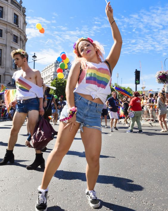 What To Wear To Pride That Will Have You Looking Cute And Unique