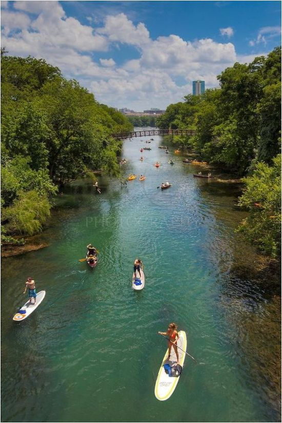 The Best Sites To See In Austin This Summer