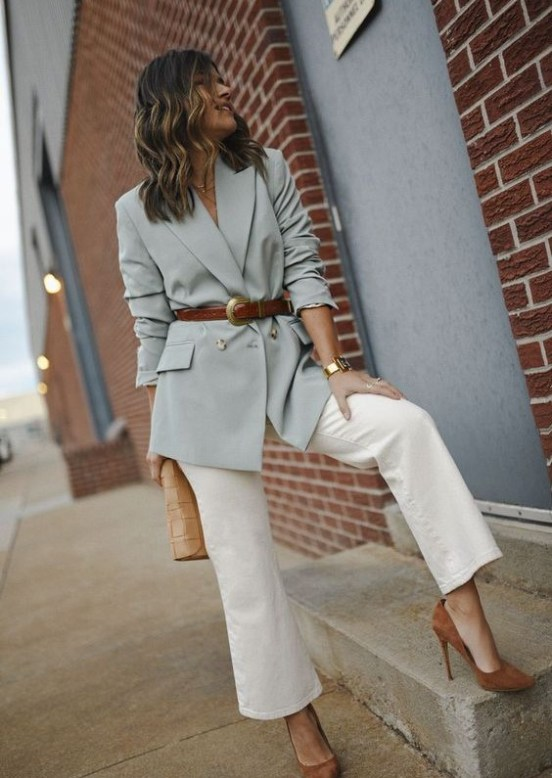 *20 Blazer Outfit Ideas For This Fall
