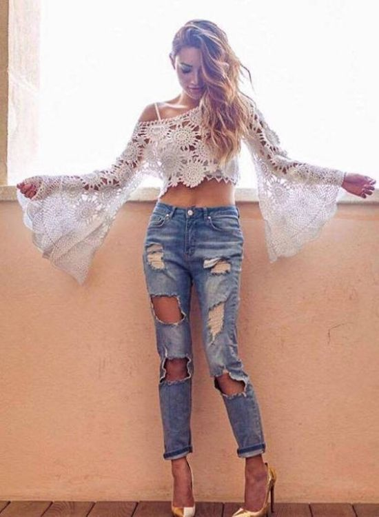 *8 Cutest Crochet Tops To Wear For This Summer