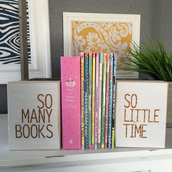 *10 Home Decor Ideas All Book Lovers Will Enjoy
