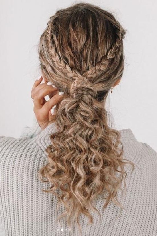 10 Hairstyles For Naturally Coily Hair