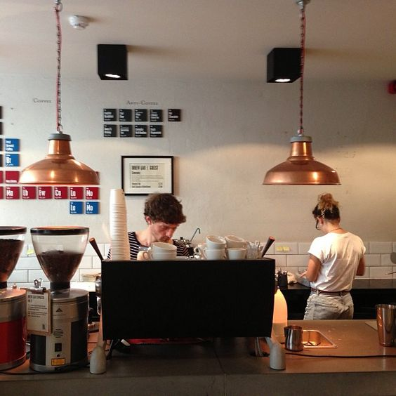 Where To Find The Best Coffee In Edinburgh
