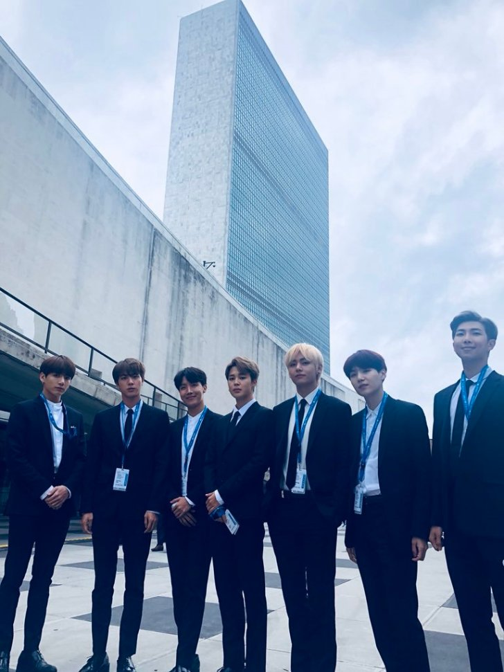 10 BTS Quotes Everyone Should Live By - Society19 UK