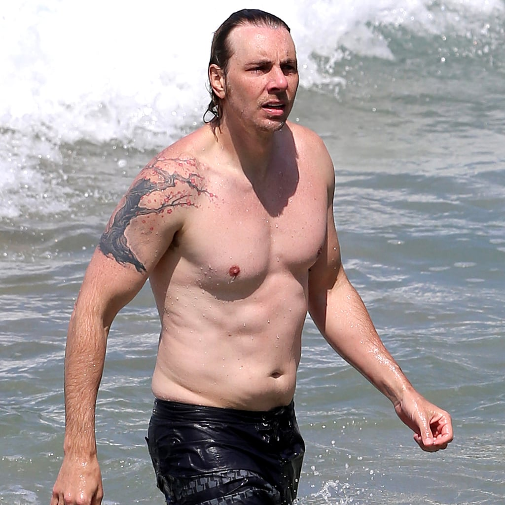 8 Celebrities Who Are Rocking The Dad Bod Look