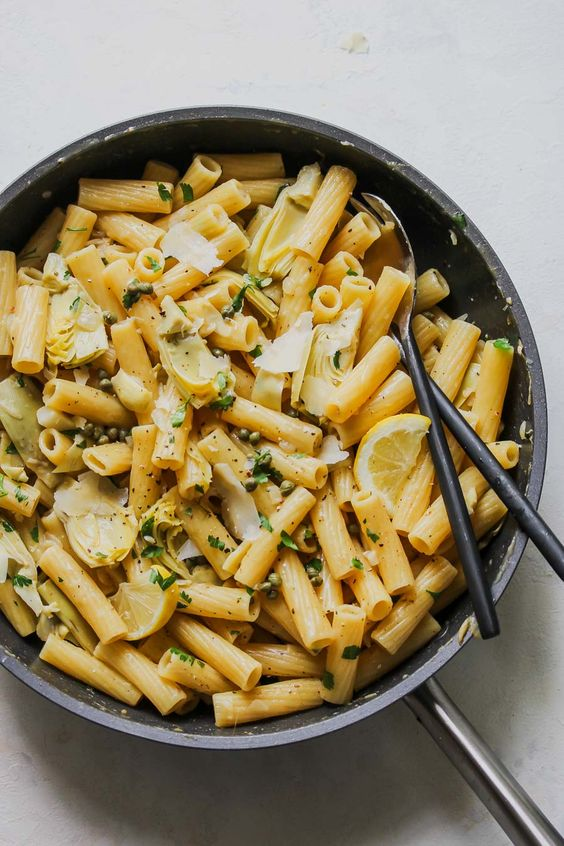 10 Summer Pasta Recipes You Can Start Practicing Now