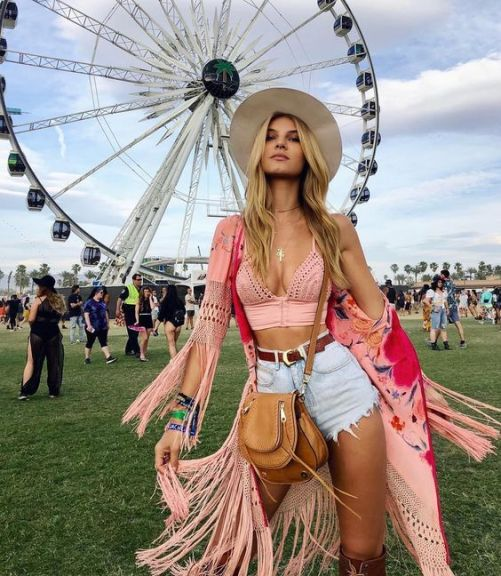 Trendy Desert Approved Looks Perfect For Coachella 2020