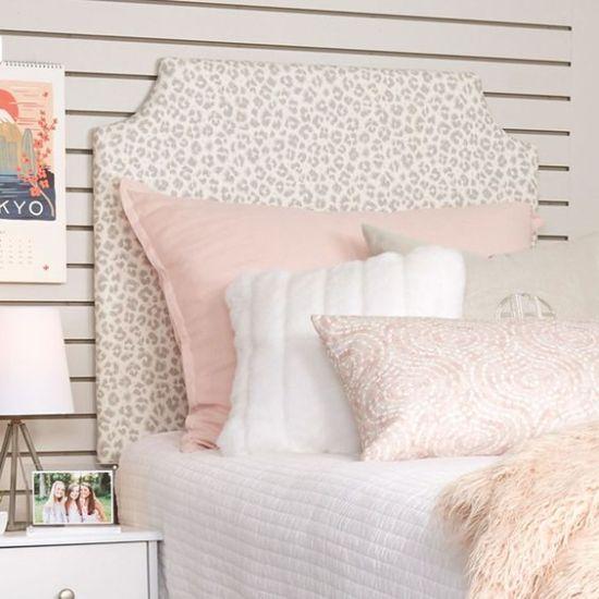 20 Amazing DIY Headboard Ideas For You New Dorm