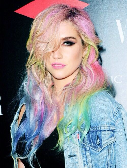 10 Celebrity Inspirations for Dyed Hair