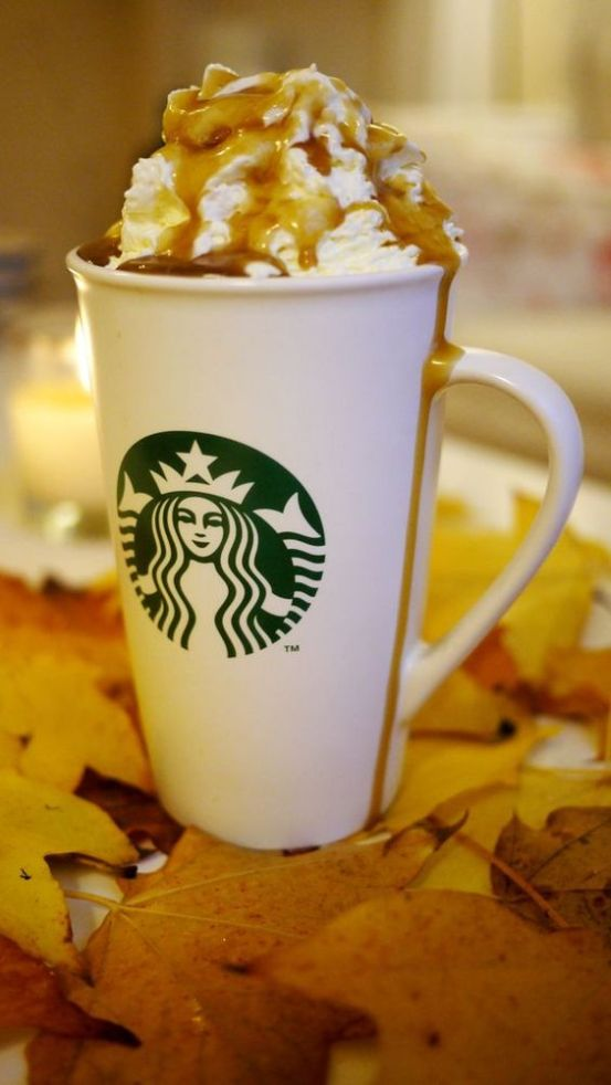 Which Starbucks Drinks You Should Order On Thanksgiving Morning
