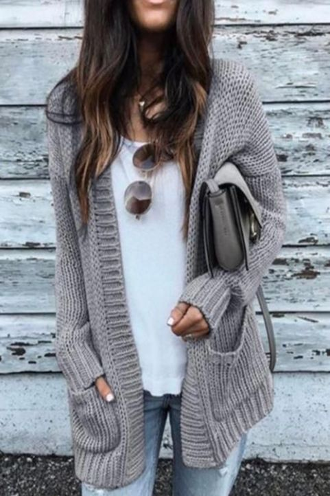 18 Pretty and Comfortable Outfits Using Almost Everything From Your Closet