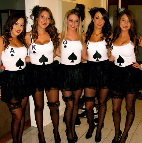 10 Sorority Halloween Costume Ideas