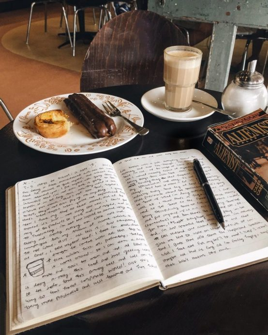 5 Tips To Help You Start Journaling
