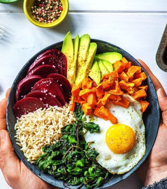 Healthy Food Alternatives When You're Sick Of Salad