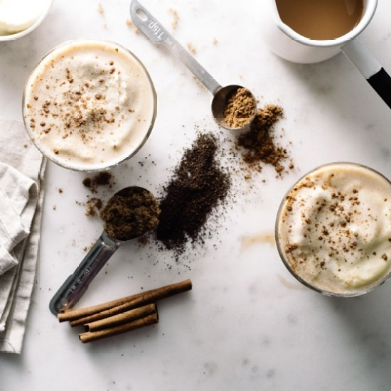 Comforting Dairy-Free Lattes To Get Through This Winter