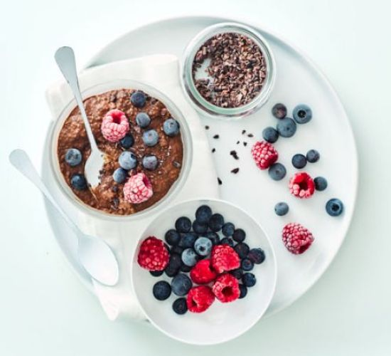 5 Chia Seed Recipes For A Healthy Breakfast