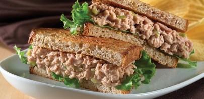 Tuna Fish sandwich in under 10 minutes