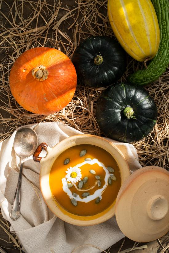 Squash Soup Recipes You'll Love For Fall