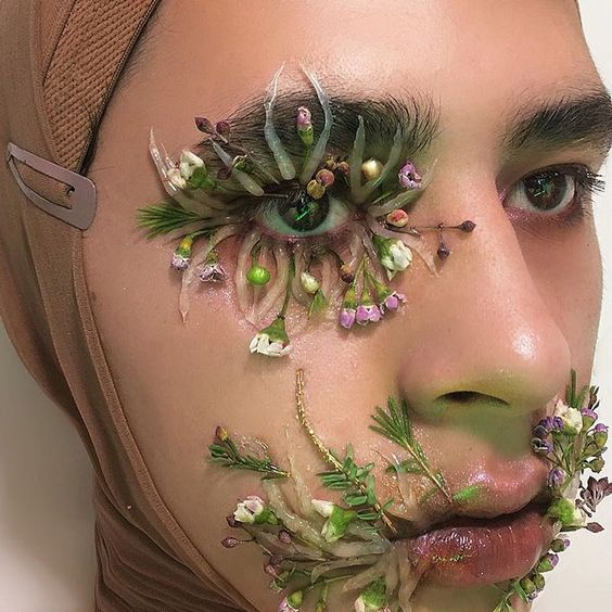 6 Special Effects Make Up Instagram Artists That Shake Your Core