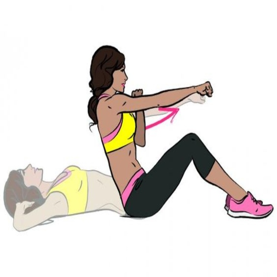 12 Core Workouts To Get You Bikini Ready