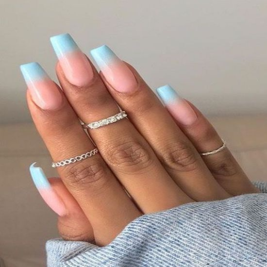 The Cutest Ombre Nails You're Going To Love
