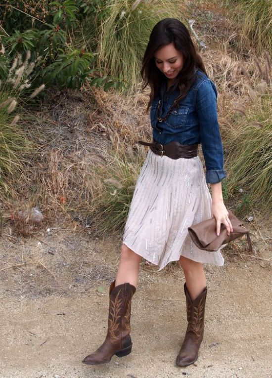 *5 Cute Boot Styles To Kick Off The Season