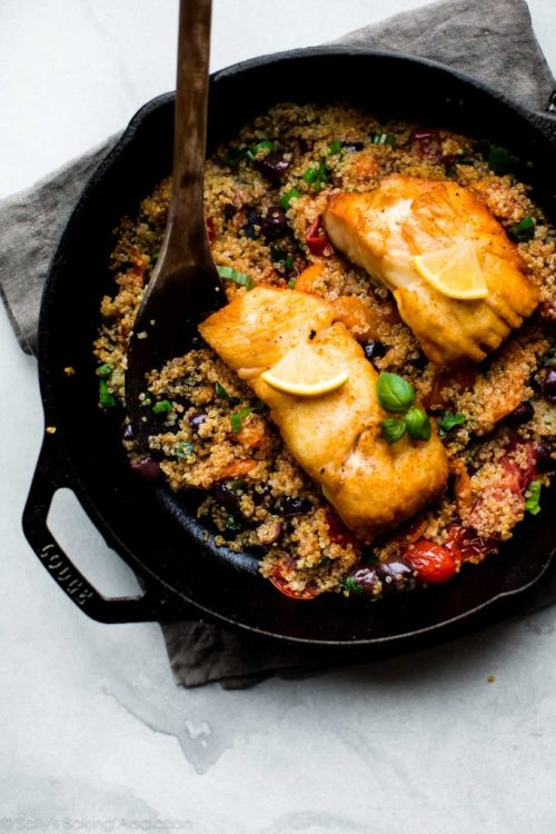 20 Healthy Dinner Recipes That Will Have You Salivating