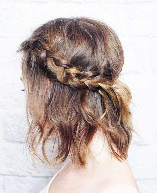 Adorable Summer Braids Meant for Beach Days