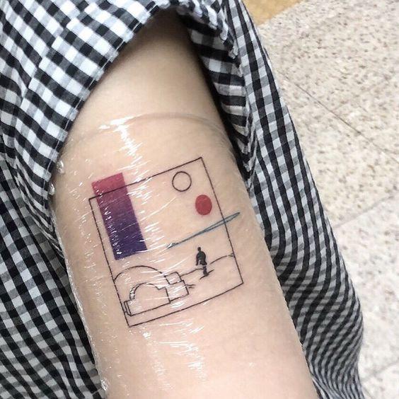 10 Minimalist Tattoo Designs For Your First Tattoo