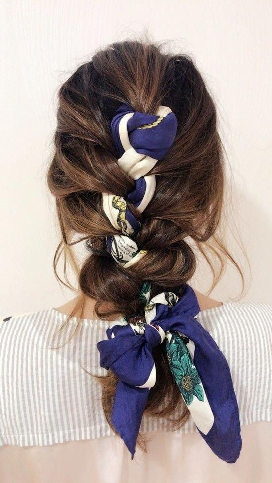 *These Are The Must Have Hair Accessories You Need To Wear This Summer