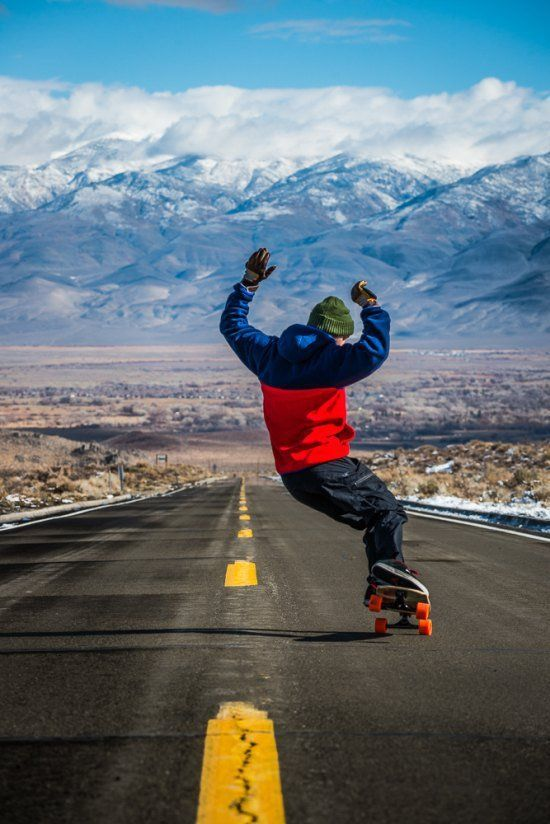 Why Long-Boarding Is The Perfect Full-Body Workout