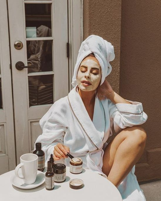 5 Face Masks You Can Make At Home Today